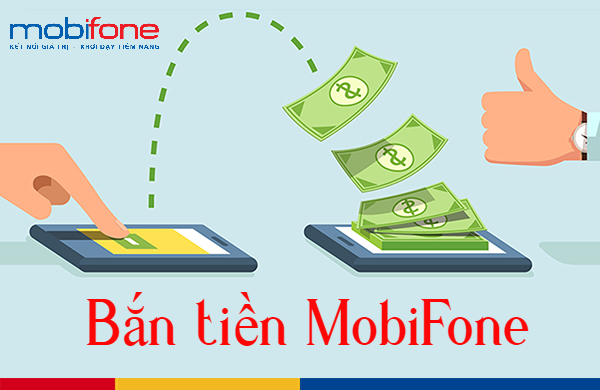 Cách chuyển tiền - bắn tiền Mobifone sang MobiFone miễn phí