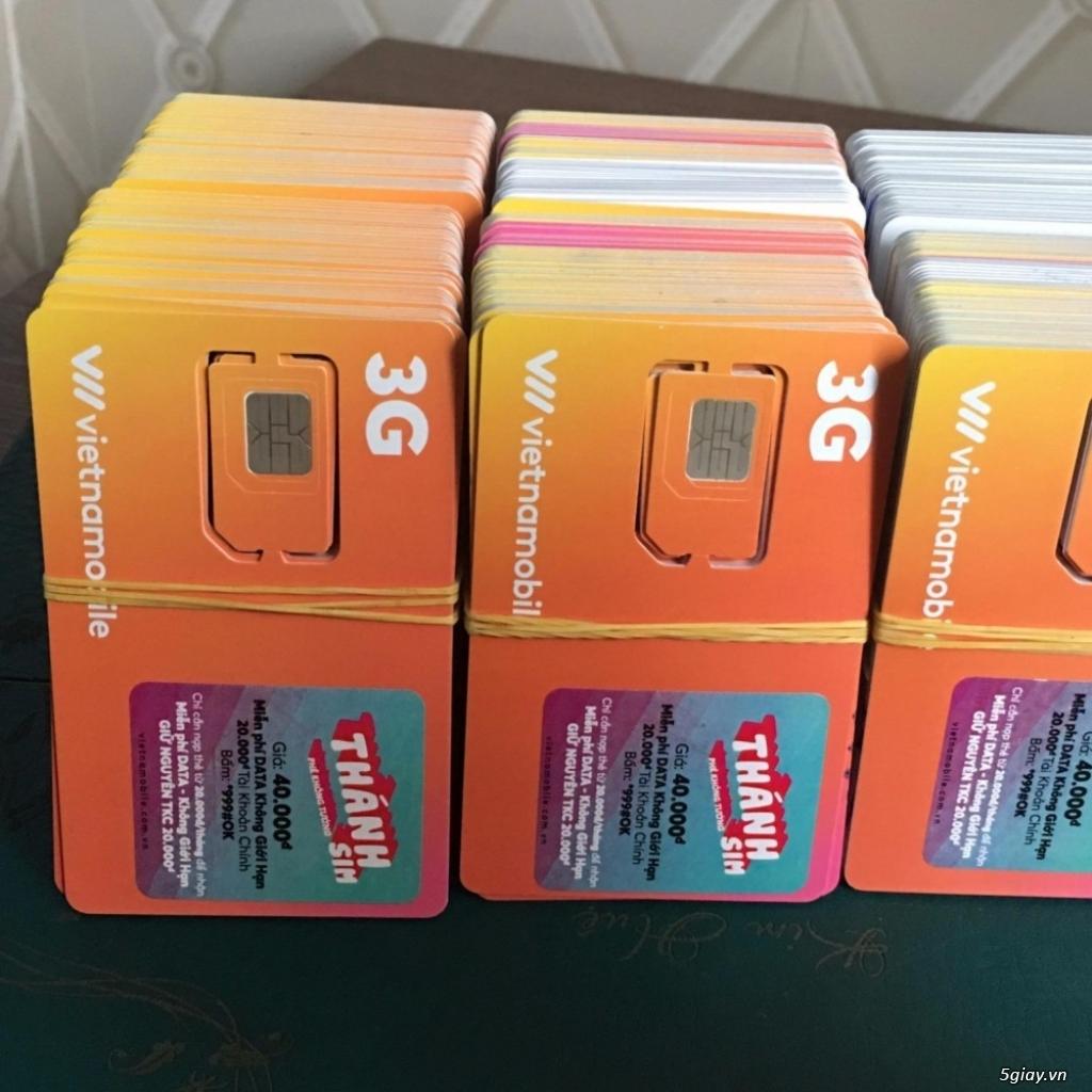 Sim rác giá rẻ HCM - HN ( Sim Dcom 4G - Sim số đẹp ) | 5giay
