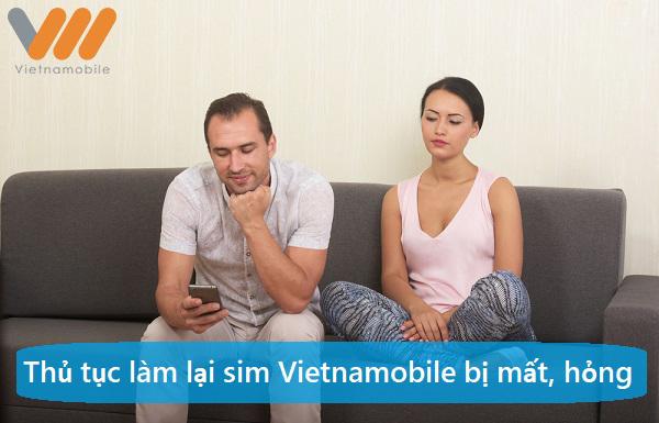 Bạn cần chuẩn bị những giấy tờ thủ tục gì để làm lại sim Vietnamobile?